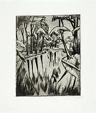 HECKEL, ERICH(Döbeln 1883 - 1970