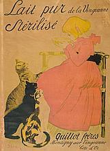 STEINLEN, THÉOPHILE ALEXANDRE(Lausanne 1859 - 1923