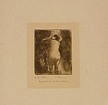 PISSARRO, CAMILLE(Charlotte Amalie 1830 - 1903