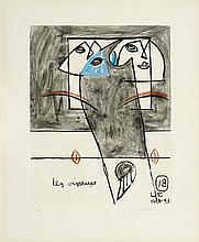 LE CORBUSIER (EDOUARD JEANNERET)(La Chaux-de-Fonds