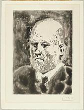 PICASSO, PABLO(Málaga 1881 - 1973 Mougins)Portrait