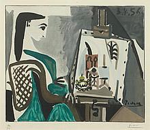 PICASSO, PABLO AFTER(Málaga 1881 - 1973