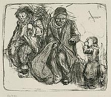 MARC, FRANZ(Munich 1880 - 1916 Braquis bei