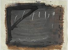ANTONI TÀPIES1923 - 2012Traball preparatori litho