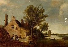 GOYEN, JAN VAN (UMKREIS)(Leiden 1596 - 1656 Den