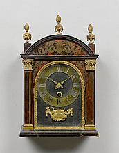 BOULLE-WANDUHR, Louis XIV, das Zifferblatt und das