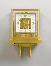 ATMOS-UHR MIT WANDSOCKEL, Jaeger le Coultre Nr.