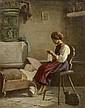 VAUTIER, BENJAMIN d.Ä. (Morges 1829 - 1898