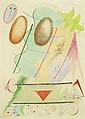 BAUER, RUDOLF (Lindenwald, Posen 1889 - 1953 Deal,