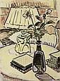 SCHMIDT-ROTTLUFF, KARL (Rottluff 1884 - 1976