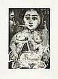 PICASSO, PABLO (Málaga 1881 - 1973 Mougins) Femme
