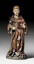 MONASTIC SAINT, probably Saint Leonhard, late