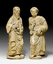THE EVANGELISTS PETER AND PAUL, Renaissance,
