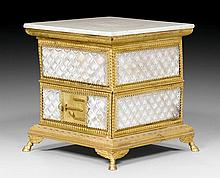 SMALL CASKET, late Restoration, France ca. 1880.