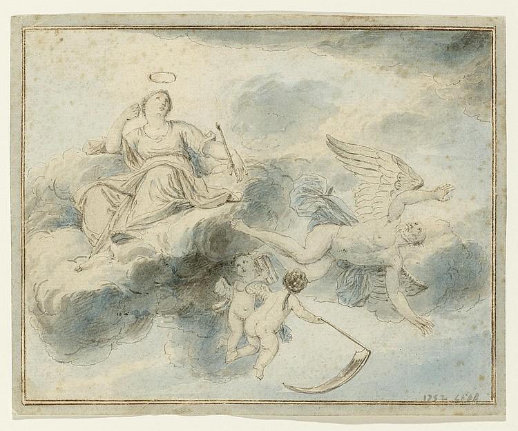 DUBOURG, LOUIS FABRICIUS (1693 Amsterdam 1775)