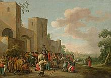 DROOCHSLOOT, JOOST CORNELISZ (1586 Utrecht 1666)