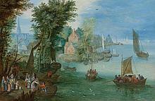 BRUEGHEL, JAN d. J. (1601 Antwerpen 1678)