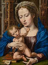 GOSSAERT, JAN genannt MABUSE (Maubeuge 1478 - 1532