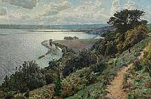 MONSTED, PEDER MOERK (Grena 1859 - 1941