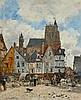 BOUDIN, EUGÈNE (Honfleur 1824 - 1898 Deauville)