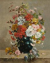 CAUCHOIS, ENGÈNE HENRI (Rouen 1850 - 1911 Paris)
