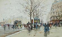 GALIEN-LALOUE, EUGÈNE (Paris 1854 - 1941 Chérence)
