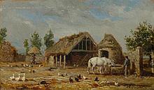 VEYRASSAT, JULES JACQUES (1828 Paris 1893)
