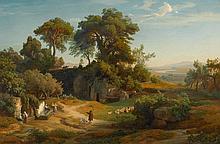 SCHIRMER, JOHANN WILHELM (Jülich 1807 - 1863