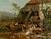 JUTZ, CARL (Windschläg 1838 - 1916 Pfaffendorf)
