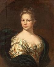 (FOLLOWER OF) EHRENSTRAHL, DAVID KLÖCKER VON  (Hamburg 1629 -
