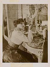 Colette, Sidonie Gabrielle, Schauspielerin und