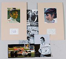 AUTOMOBILIA - Rennsport -Schweizer Rennfahrer.