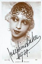 Baker, Joséphine, Tänzerin u. Sängerin