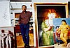 Botero, Fernando, Maler und Bildhauer (geb. 1932).
