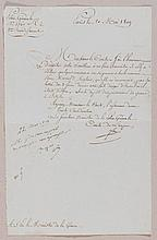 Fouché Joseph, Herzog von Otranto, Revolutionär u.