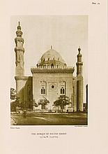 ÄGYPTEN - Kreswell, K. A. C. The Mosques of Egypt
