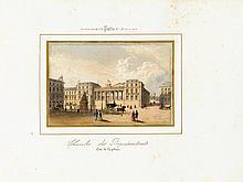 EUROPA - Arnout, J. B. Paris et Londres. Album mit