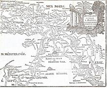 ÄGYPTEN - Sestini, [Domenico]. Le Guide du