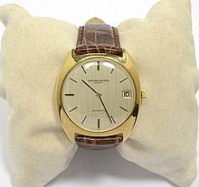 GENTLEMAN'S WRISTWATCH, AUTOMATIC, VACHERON &