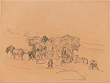 GILLE, CHRISTIAN FRIEDRICH (1805 Ballenstedt - 1899 Wahnsdorf