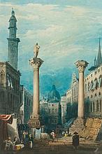 GATTI, GIUSEPPE (Milan 1807 - 1880 Urbino) The flower mark