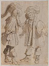 Circle of BYTEWECH, WILLEM PIETERSZ (1591/92 Rotterdam 1624),