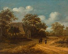 Attributed to HOBBEMA, MEINDERT(1638 Amsterdam 1709)
