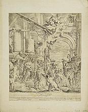 SACCHI, CARLO ANTONIO (um 1616 Pavia 1706). Nach