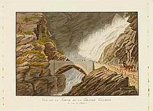 LORY, GABRIEL fils (1784 Bern 1846). Konvolut von