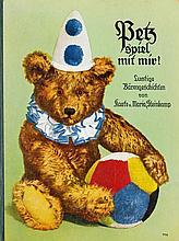 Steinkamp, Kaete u. Maria. Petz spiel mit mir! Lustige Bärengeschichten. Mi
