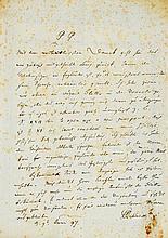 Lichtenberg, Georg Christoph, Mathematiker und Philosoph (1742-1799). Eigen