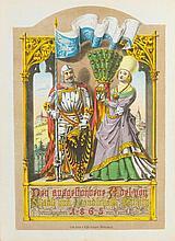ZÜRICH - Egli, Jean. Der ausgestorbene Adel von Stadt und Landschaft Zürich