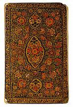 ORIENTALIA - Koran. Arabische und persische Handschrift auf geglättetem Pap