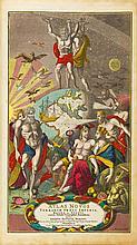 ATLANTEN - Homann, Johann Baptist. Grosser Atlas über die gantze Welt. Mit